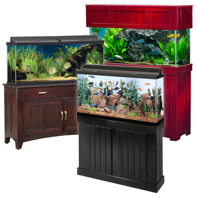 75 Gallon Aquarium Stand.. Tank Stand Up Close. Ru0026j ...